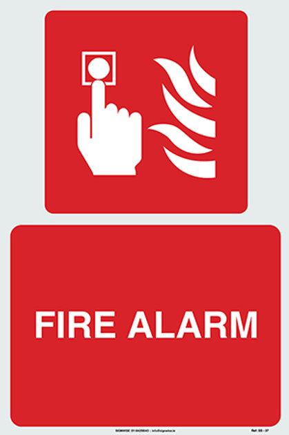 Fire Alarm SS - 37
