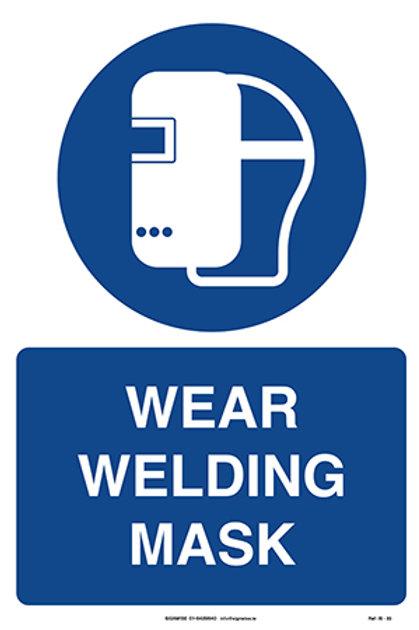 Wear Welding Mask IS - 33