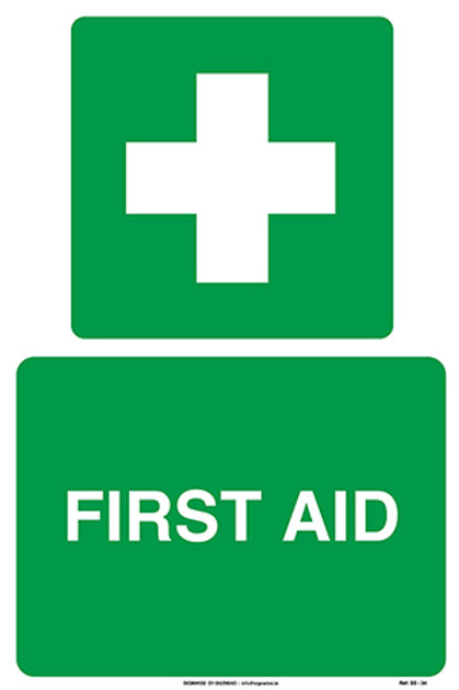 First Aid SS - 34