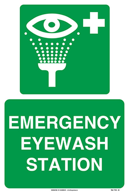 Emergency Eyewash Station FHS - 40