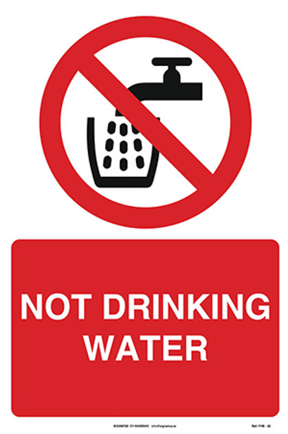 Not Drinking Water FHS - 23
