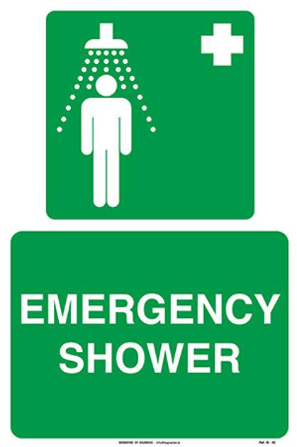 Emergency Shower IS - 40