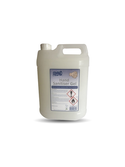 Five Litre Gel Hand Sanitiser