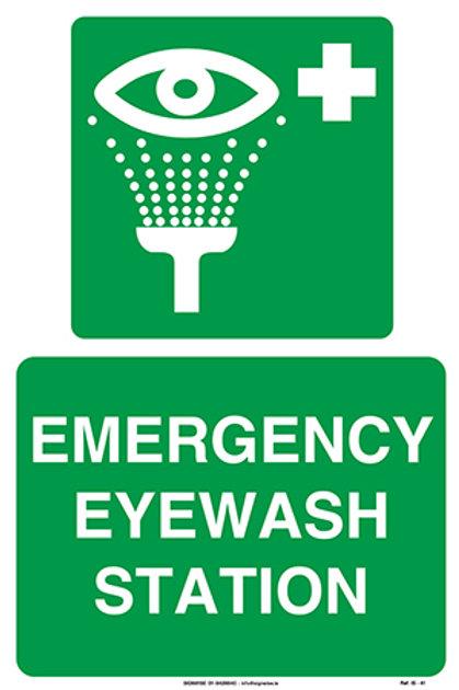 Emergency Eyewash Station IS - 41