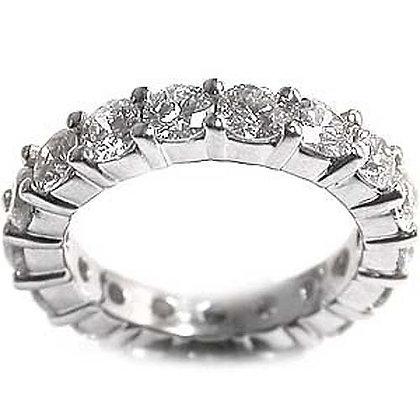 2.65ct Eternity Diamond Anniversary Ring