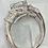 Thumbnail: 2.06 cts Princess Engagement Ring