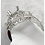 Thumbnail: 1/2+ Ct Round and Baguette Diamond Mounting