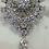 Thumbnail: 1950's  4 cts Diamond Pin
