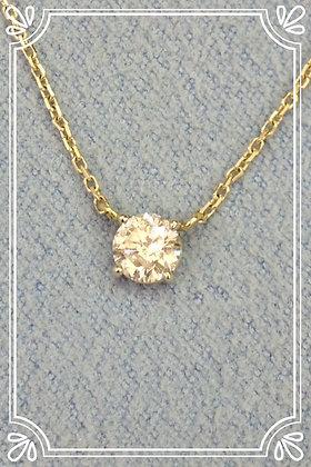 .40cts Yellow Gold Diamond Pendant