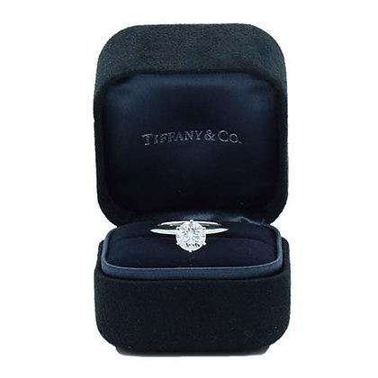 Original Classic Tiffany Solitaire Engagement Ring