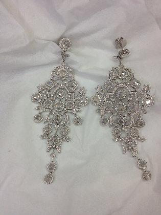 Important Chandelier Earrings