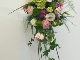 Subtle pink bouquet