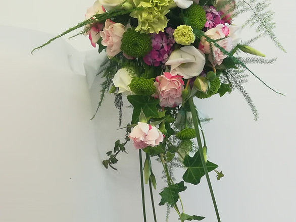 Subtle pink bouquet