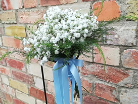 Simple Gyp Bouquet