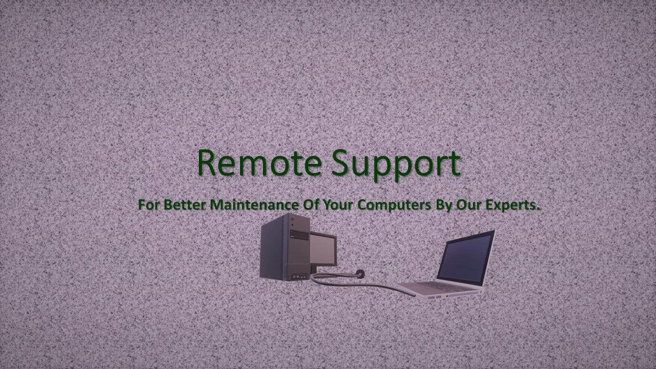 Remote P.C.