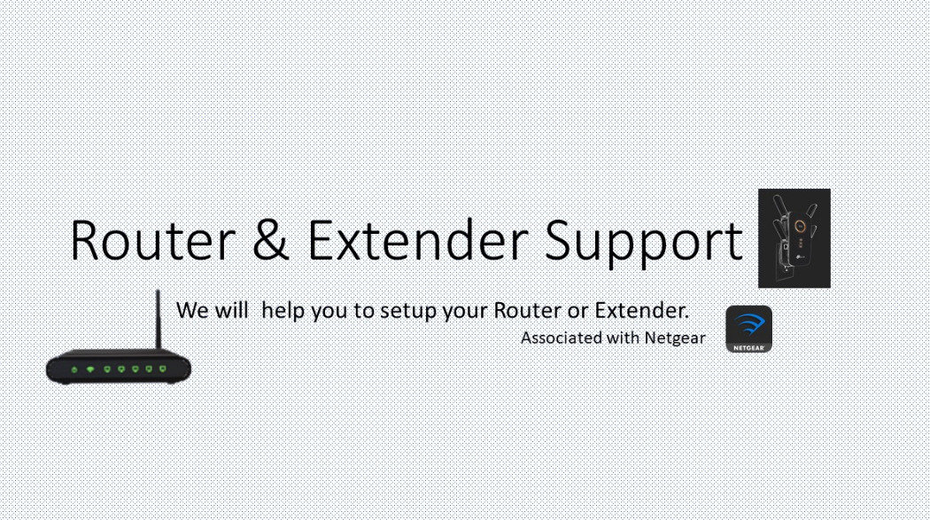 Extender & Router Support