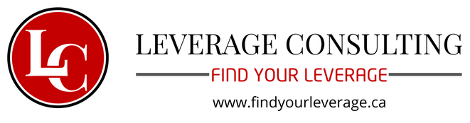 Leverage Logo Branding
