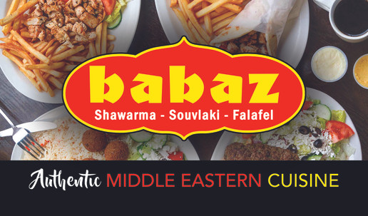 Babaz Business Cards