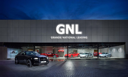 GNL Sign Board Day and Night