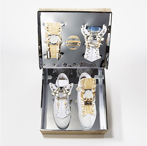 """White atelier by CONVERSE"" SPECIAL CUSTOM"