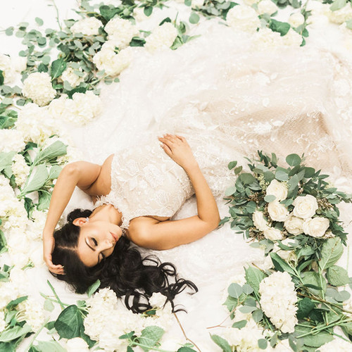 Makeup & Hair by Carly of Glam In Van, Photo Nomo Simply Sweet Photograpy