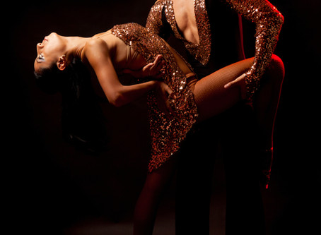 Latin Dancing: Spectacles of Passion