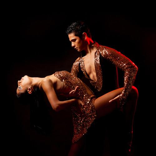 Couple Latin Dance