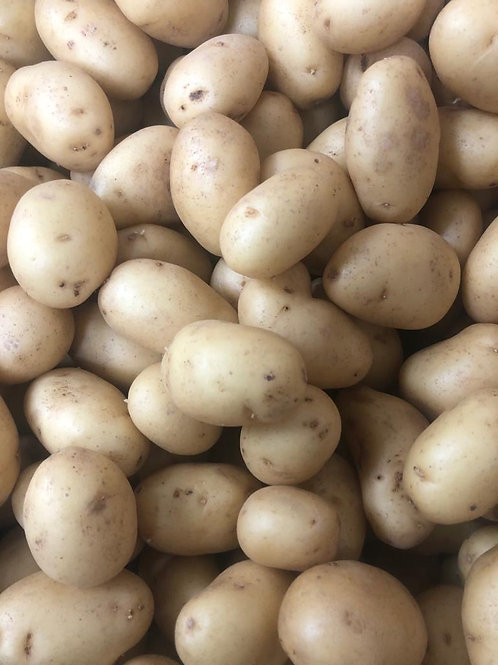 Potatoes (English, baby new potatoes)