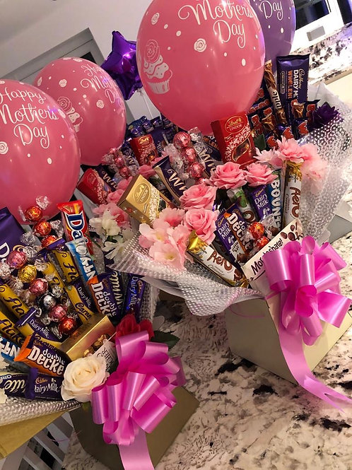 Chocolate Bouquet - Min 48 Hour Delivery