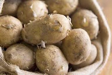 Potatoes (Jersey Royal, New)