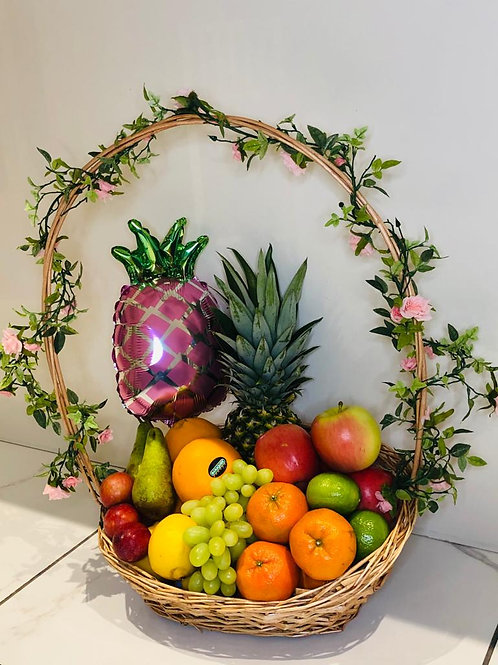 Classic Special Occasions Fruit Basket - Min 48 Hour Delivery