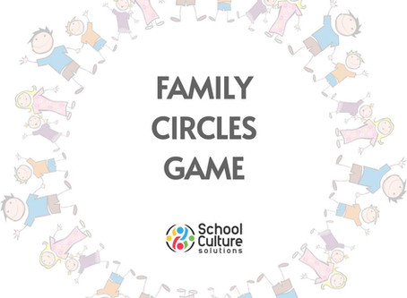7. A Circles Activity for Families