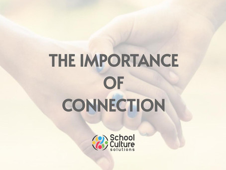 6. The Importance of Connection in Restorative Practices