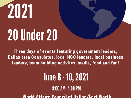 20 Under 20 Leadership Days