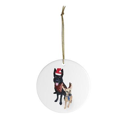 Apollo & Simba - Ornament