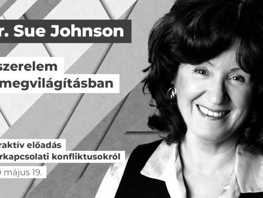 """""""A szerelem új megvilágításban"""" - Beszámolónk Sue Johnson előadásáról a Humánia Blogon"""