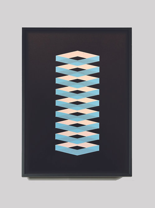 serigrafia geometry  • marcio pontes