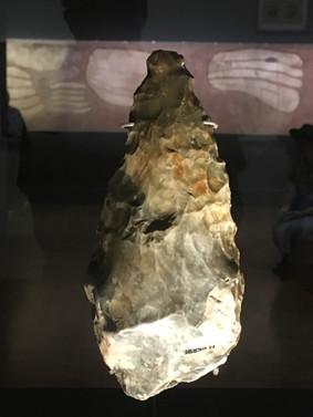 stenen werktuig