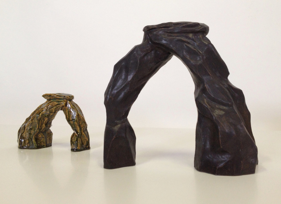 Arches naar Boccioni