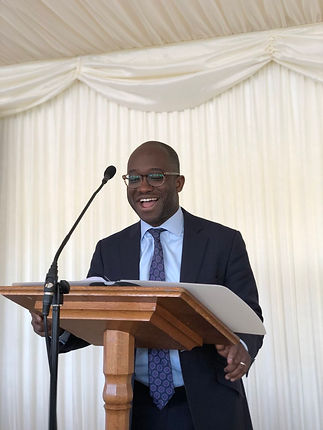 Sam Gyimah at British IP Day 2018