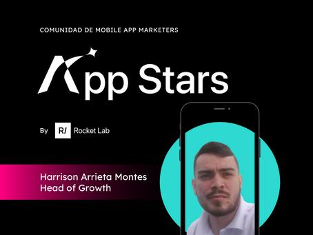 Harrison Arrieta Montes, Head of Growth.
