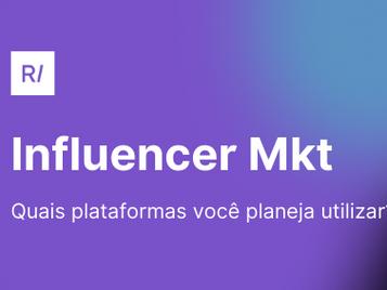 O crescimento do Marketing com influencers