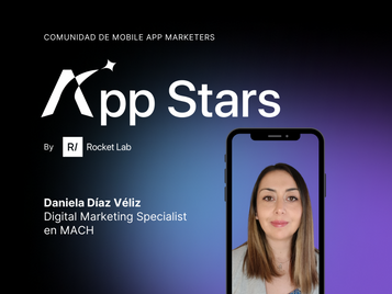 Daniela Paz Díaz Véliz, Digital Marketing Specialist en MACH