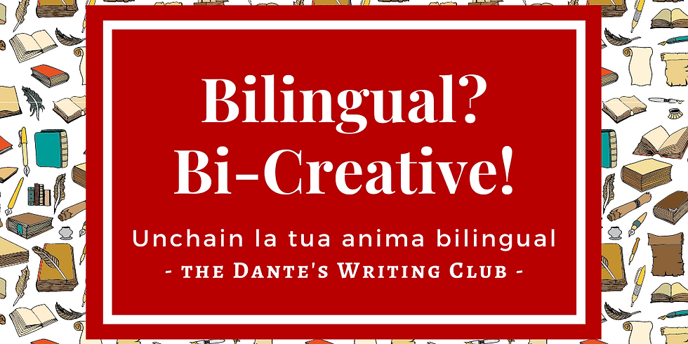 The Writing Club: Bilingual? B-Creative!
