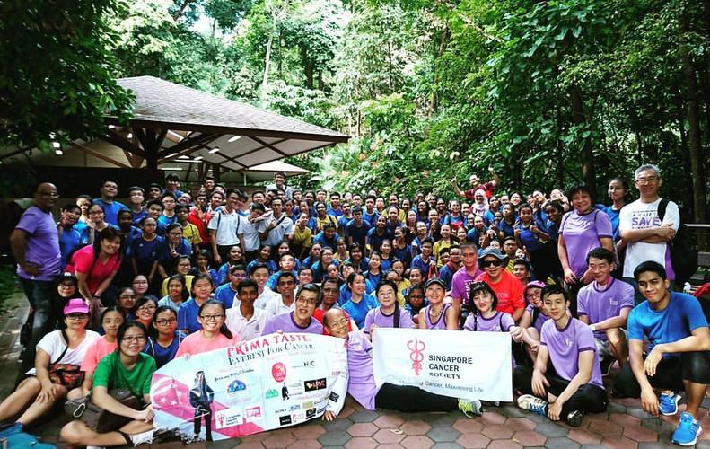 Singapore Cancer Society 2017