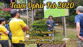 Mount Ophir