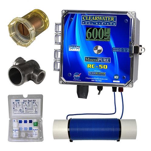 RC-50 Platinum Deluxe Ionization System