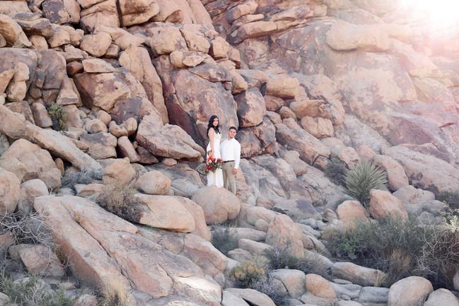 Palm Springs Wedding Photographer - Isabel Macias