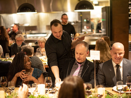 "Second Annual ""Eat, Drink and Be Giving"" Fundraiser an Exquisite Evening"