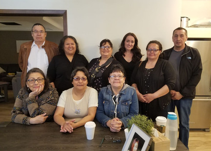 """""""Community's Compassion Shelters Family Every Step of Painful Journey"""" -Winnipeg Free"""